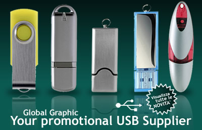 Your promotional USB Supplier